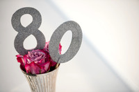 Babi's 80th AMUSH