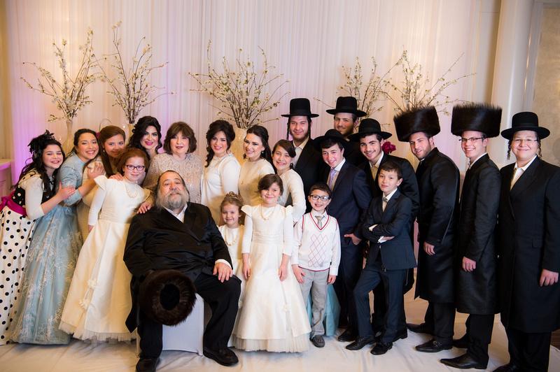 Reichmann wedding